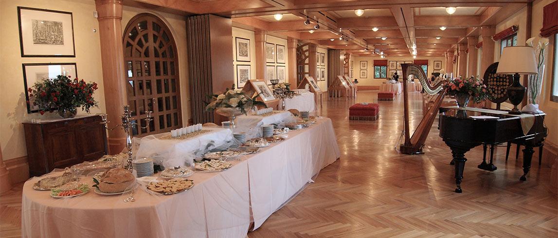 Location per matrimoni e feste a Firenze